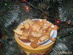 Christmas cookies. Рождественские печеньки