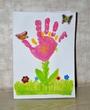 Еще одна Катюшина открытка для бабушки!