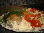 Ёжики в сливочном соусе (от Галочки Хохловой)