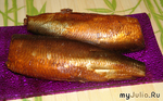 Домашняя копченая рыбка (повторялка)