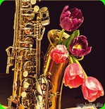 Весенний саксофон