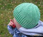 Herne - шапочка для мальчика от Lilia Mankki