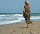 Я готов целовать песок, по которому ты ходила...