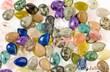 Кабошоны из натуральных камней для самодельных украшений