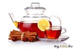 Чай с корицей для различных целей