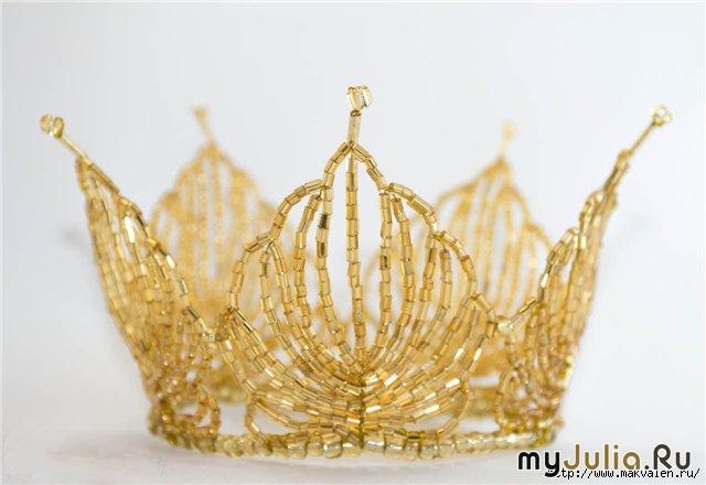 Корона винкс своими руками