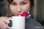 Красивый подарок для любителей чая и красивой жизни. МК