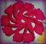 """работа FUKSIYA88 Цветок с закрученными лепестками"""""""