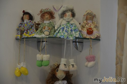 Куклы своими руками на веревках 75
