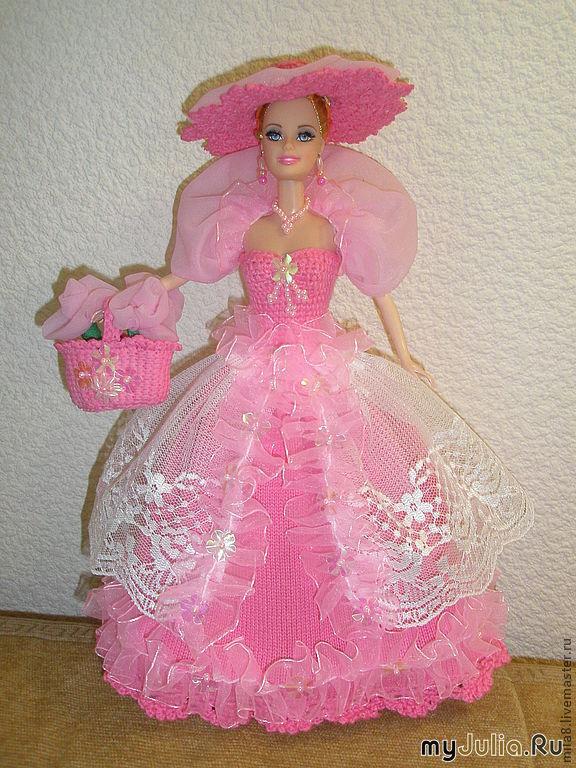 Одежда для куклы барби своими руками мастер класс