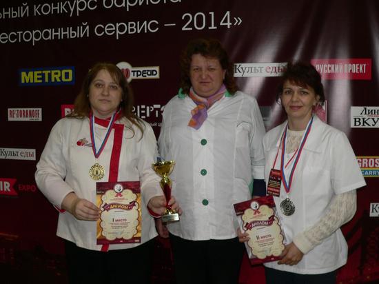 Участницы чемпионата