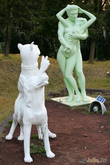 Фото эротические скульптуры нами