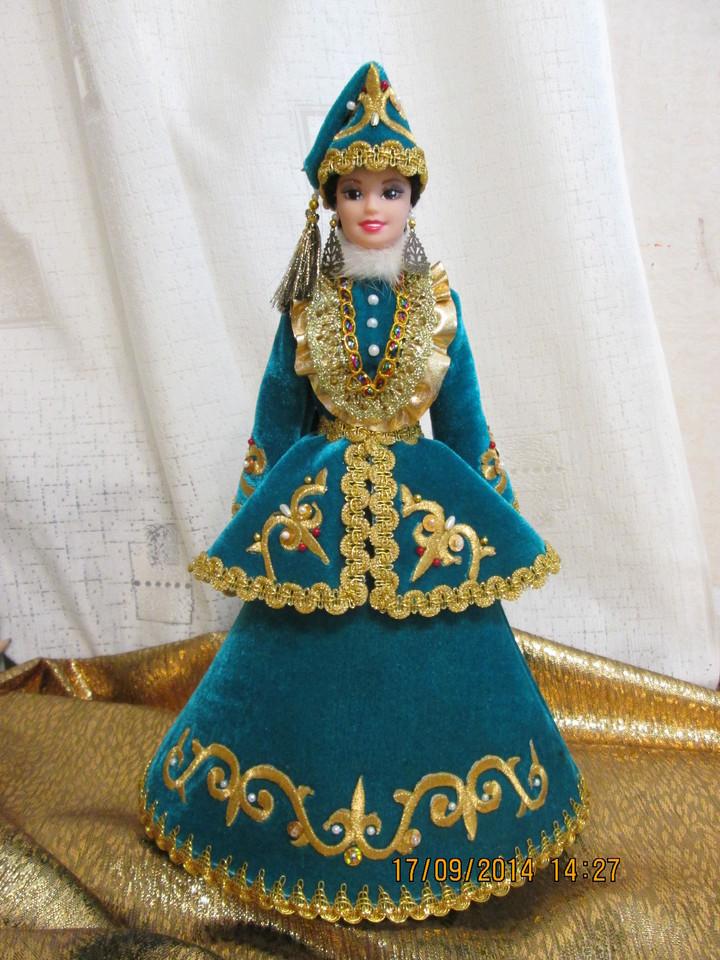 Татарские народные куклы