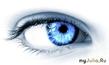 Ее глаза