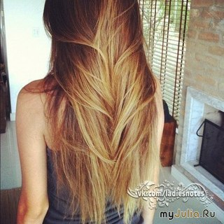 осветление волос с помощью карицы