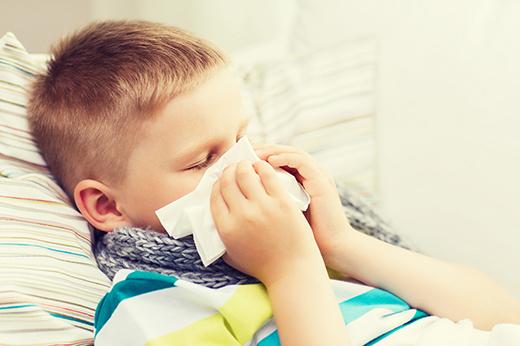 Если ребенок часто болеет простудными и вирусами