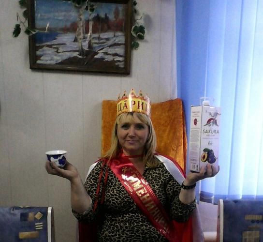 Ну, чем не царица