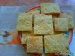 Цитрусовая весна: трехслойный пирог с двумя видами начинок