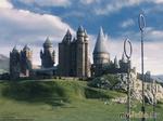 Моё путешествие в сказочный Хогвартс!