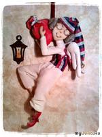Спящий ангел Соня