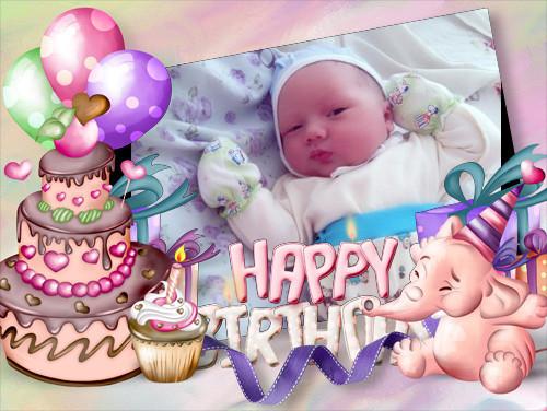 21 августа 2015 года родился мой внук Даниял Валентинович.