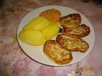 Быстрое блюдо: Капустные оладьи