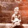 В парке с куклой