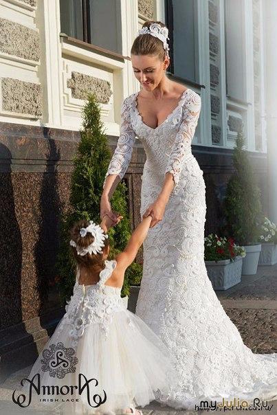 Шикарное платье *Бабочки*