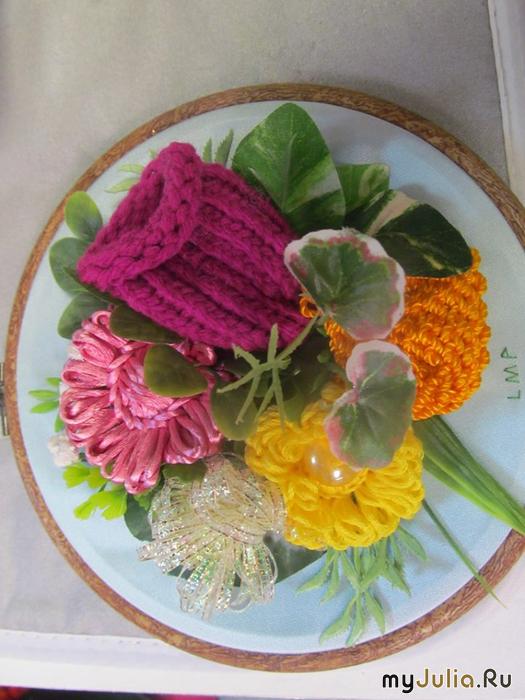 Цветы на тенерифе мастер класс 187