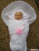 Вязание для новорожденных. Идеи.