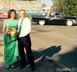 Весёленькое свадебное приключение на оживленном перекрёстке