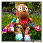 Цветочная обезьянка - 2016.