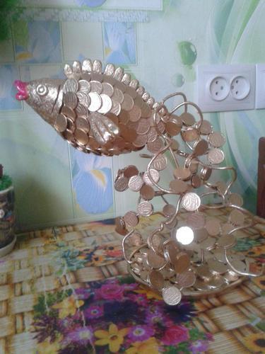 Работа valer_anka ''Золотая рыбка''