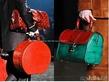 Как подобрать цвет сумки в холодное время года.
