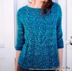 Пуловер от Norah Gaughan
