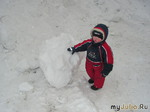 Зимние забавы на Севере!