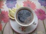 Наслаждаясь чашечкой кофе