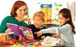 Как учить язык с ребенком?