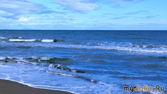 Охотское море (08.2016)