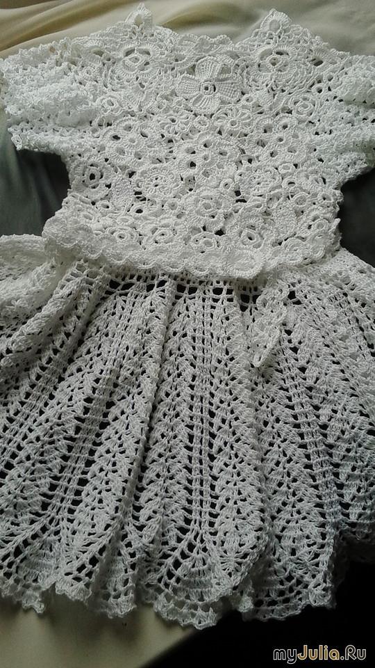 платье для малышк