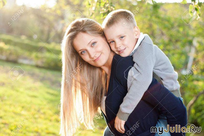 мама и сын фото вконтакте