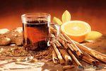 Волшебный имбирный чай для тонуса