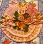 """мясная тарелка """" Нарцисс"""""""