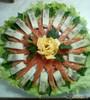 Рыбная тарелка с судаком