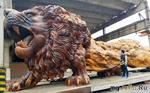 Самая большая скульптура в мире, сделанная из цельного дерева.