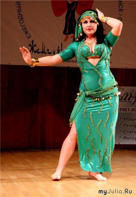 Что такое балади в восточном танце