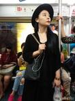 Фотоохота в китайском метро 2