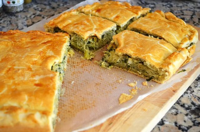 картинка пироги с капустой