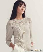 """Женский пуловер """"Iclyn"""". Iclyn Sweater by Anna Harris"""