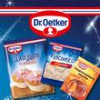 """Конкурс рецептов """"Новогодняя выпечка с Dr. Oetker"""" на Поваренке"""